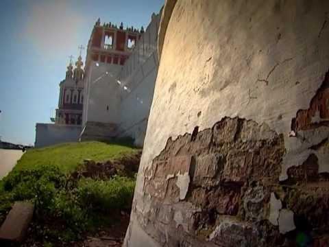 Новодевичий монастырь - 50 чудес Москвы