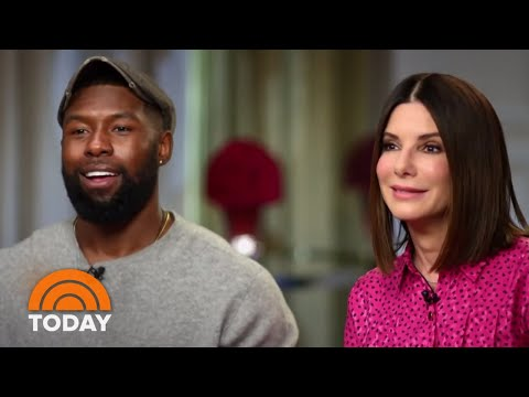 Sandra Bullock And Trevante Rhodes On New Movie 'Bird Box' | TODAY