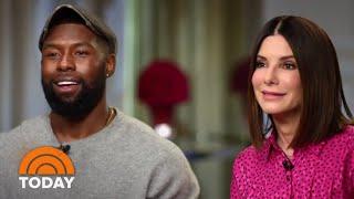 Sandra Bullock And Trevante Rhodes On New Movie 'Bird Box' | TODAY