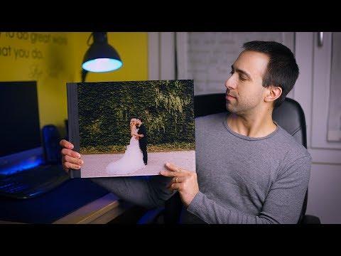 Come SELEZIONARE e IMPAGINARE le foto per un ALBUM di MATRIMONIO?   SAAL Digital Professional Line