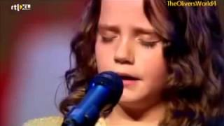 Оперный голос у голландской девочки