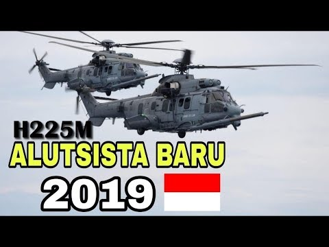 Indonesian Air Force Orders 8 H225M Helicopters To Strengthen SAR Teams In Combat Conditions