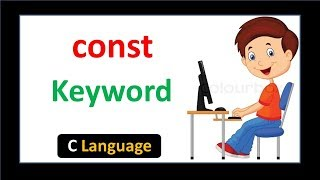 Declaring a variable as a Constant in C language - Hindi