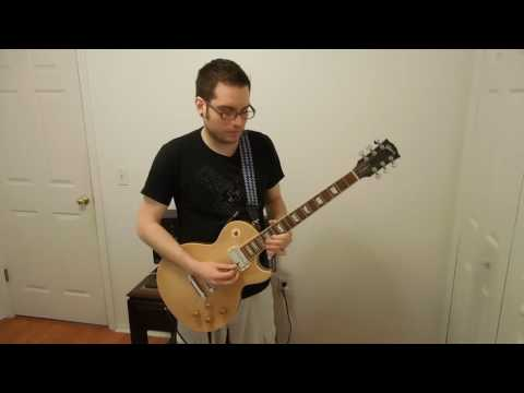 """Building The Church"" -Steve Vai Guitar Cover"