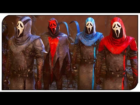 """Dead By Daylight - """"The Ghost"""" Power & Perk Leak! Ghostface Is Coming To DBD! (Pig/Ghost Cosmetics)"""