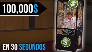 TOMA TODO EL DINERO QUE PUEDAS EN 30 SEGUNDOS - Campañas De Publicidad Creativas 2