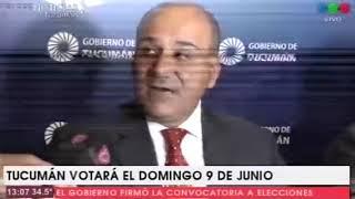 Tucumán Votará El 9 De Junio