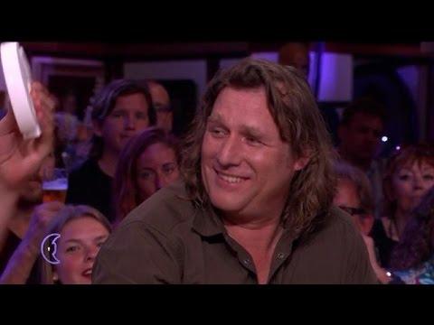 Hittegolf: Arjan zit al klaar met koelelementen - RTL LATE NIGHT