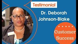Dr. Deborah Johnson Blake Leadercast Alpharetta 2017