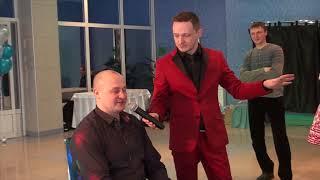 Ну, очень смешной свадебный конкурс!!!