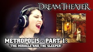 "Angel Wolf-Black - Metropolis - Part 1: ""The Miracle and the Sleeper"" (Dream Theater cover)"