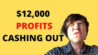 When to Sell a Stock for Beginners - My Story profiting $12,000 from Overstock