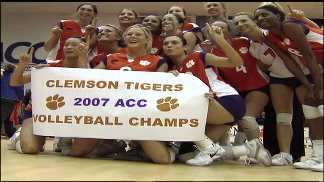 Clemson Volleyball Preseason