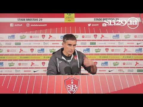 Montpellier - Brest | Conférence de presse d'avant-match