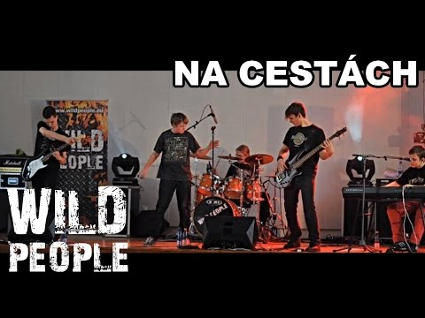 Wild People - Wild People - Na Cestách | Official Lyric Video