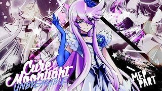 Yuri Tsukikage  - (HeartCatch PreCure!) - HeartCatch Pretty Cure - Yuri Tsukikage (Cure Moonlight) MEP - Unbreakable Parte 11 // Andregg1426