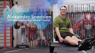 Alex Snedden - Attitude Awards 2018 Finalist