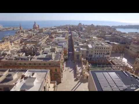Valletta Revisited in 4K by Team Stealth