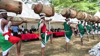 Dansul Tradițional Burundez – Karyenda: toba tradițională africană