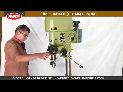 Heavy Drilling Machine
