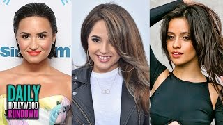 2015 MTV VMA Performers Revealed - Becky G & Camila Cabello Relationship Updates (DHR)