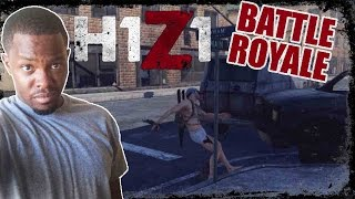 COLD BLOODED HEAD SHOT! - Battle Royale H1Z1 Gameplay  | H1Z1 BR Gameplay