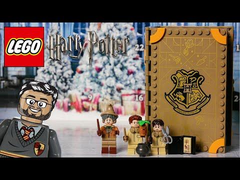 Vidéo LEGO Harry Potter 76384 : Poudlard : le cours de botanique