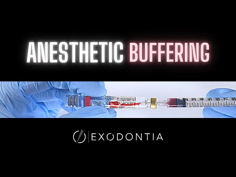 How to Buffer Local Anesthetic