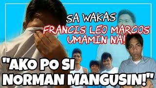 FRANCIS LEO MARCOS UMAMIN NA SA WAKAS! BIG REVELATION! #MayamanChallenge