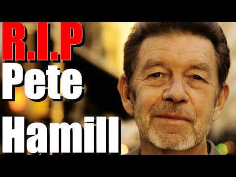Pete Hamill dies at 85 Legendary journalist and writer