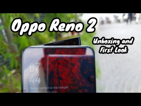 OPPO Reno 2 - 1st look and unboxing