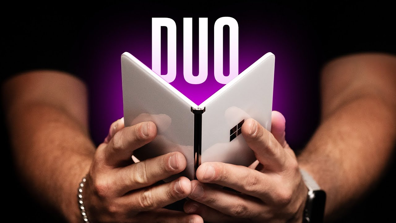 Microsoft Surface Duo review: double troubles thumbnail