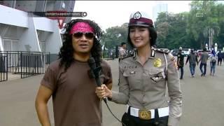 Live Report Kemeriahan Jelang Final Piala Bhayangkara Cup 2016