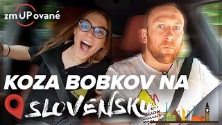 Koza Bobkov: Chlapci majú na Slovensku športové autá a kadejaké biznisy, to v minulosti nebolo bežné