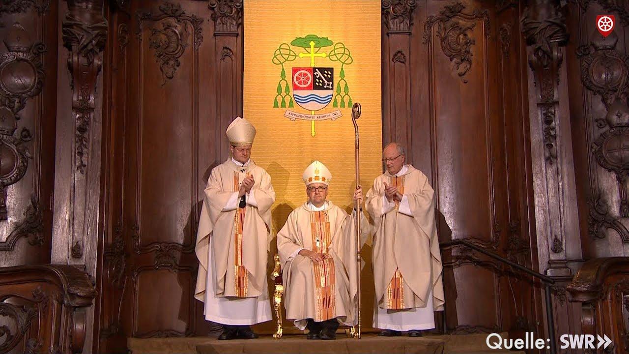 Feier der Bischofsweihe von Peter Kohlgraf