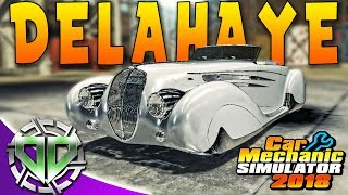 Car Mechanic Simulator 2018 : Ken Block Hoonicorn V2! (PC Let's Play
