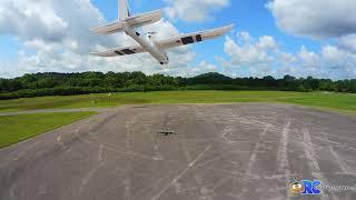 Insta360 GO 2 FPV Drone Footage