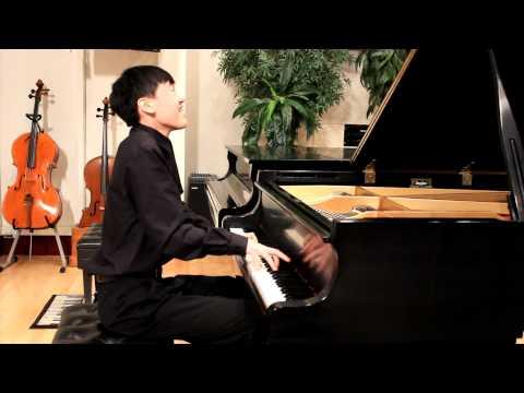"Chopin Etude Op. 25 No. 10 ""Octave Etude"""