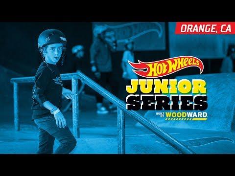 2018 Hot Wheels Junior Series - Orange, CA: Skate Highlights