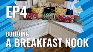 Building A Breakfast Nook