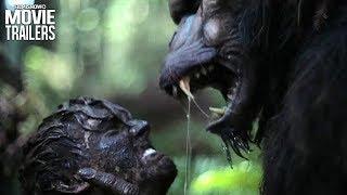 PRIMAL RAGE | New trailer for Bigfoot Thriller