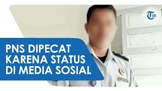 Setelah Anggota TNI, Dua PNS Terkena Masalah karena Status di Facebook, Salah Satunya Dipecat