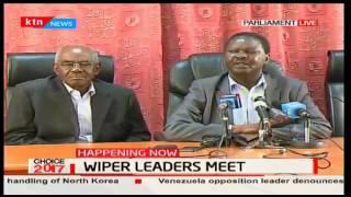 Francis Nyenze: Without Kalonzo Musyoka as NASA Flagbearer, we'll lead Kamba nation somewhere else
