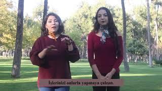 Nil KARAİBRAHİMGİL - Kelebeğin Hayat Sırları / İşaret Dili