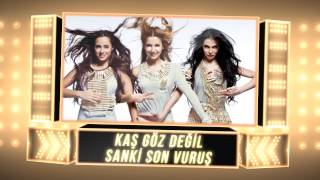 Grup Hepsi - Sarmaş Dolaş (Lyric Video)