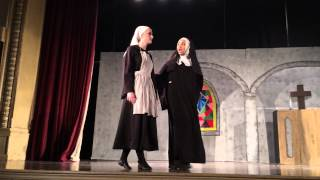 """""""The Sound of Music""""  Mother Abbess (aka Mother Superior) """"Climb Every Mountain"""""""