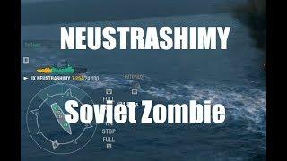 Neustrashimy [WiP] - T9 Soviet Zombie
