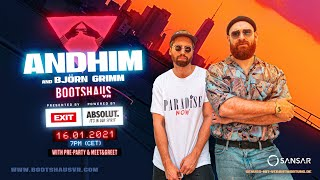 Andhim - Live @ Boothaus VR, Exit Festival, Serbia 2021