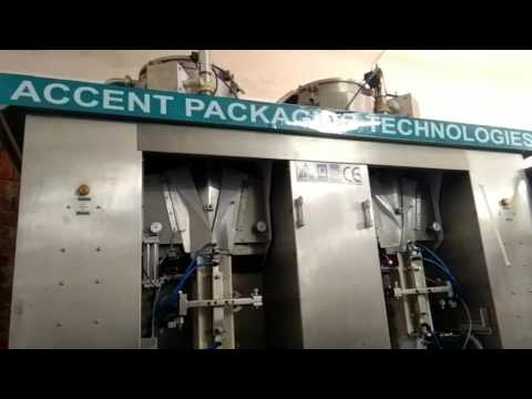Milk Mechanical Pouch Packing Machine