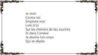 Christophe - Emporte-Moi Lyrics